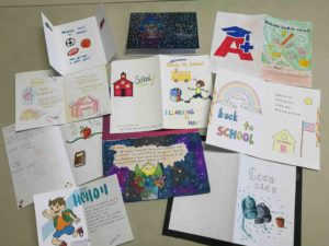 Design Back-to-school cards